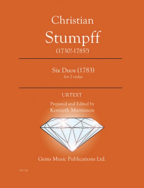 Six Duos, Op. 15 (1783)