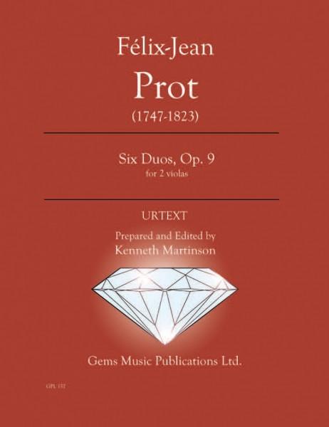 Six Duos, Op. 9