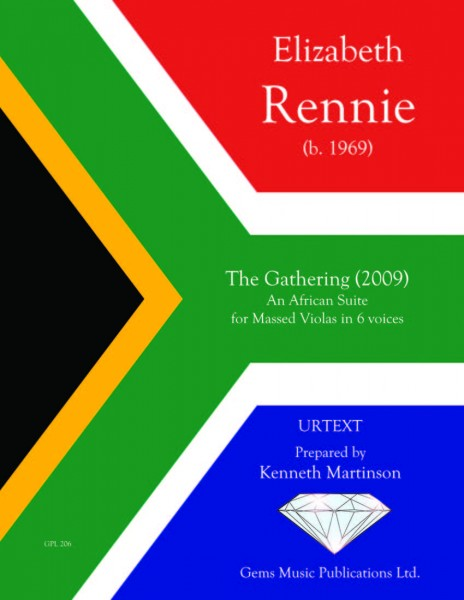 The Gathering- An African Suite for Massed Violas in Six Voices (2009)